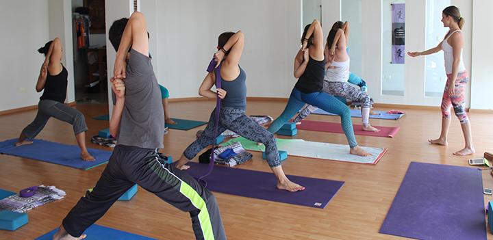 Entrenamiento de Maestros de Yoga