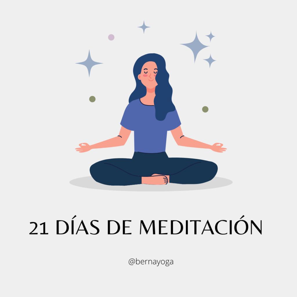 21 días de Meditación